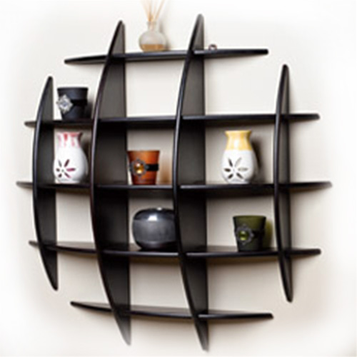 Wall Shelf Design Images : Saikiran house of furniture wall shelves designs